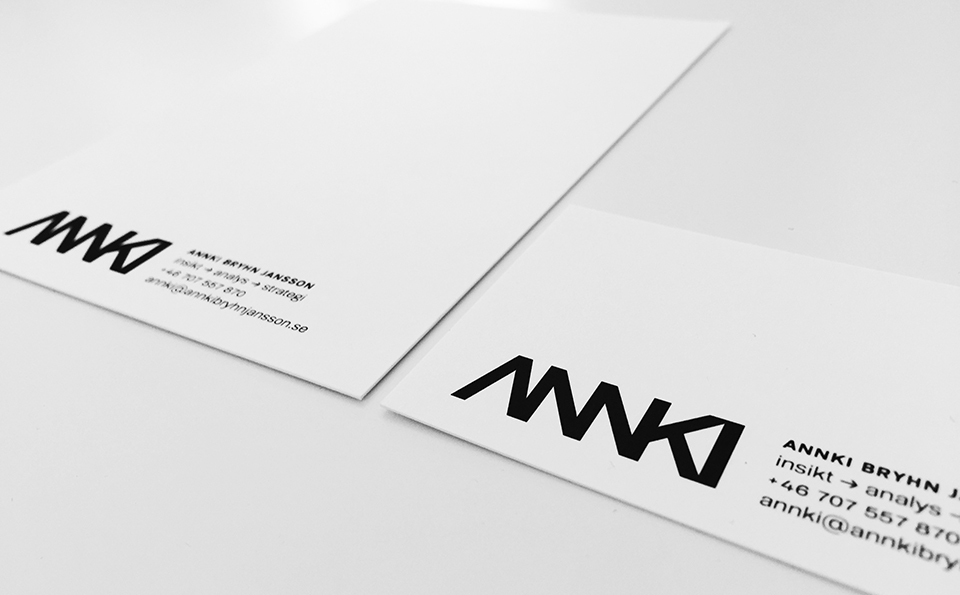 Visual Identity For AnnKi