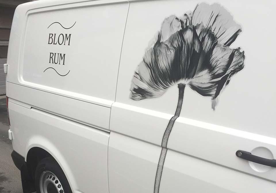 Blomrum Car 1