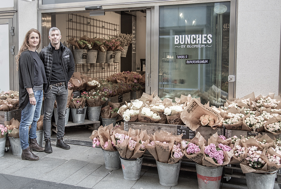 Bunches Goes To Stockholm
